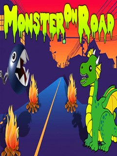 Monster On Road Mobile Game