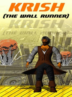 Krish (The Wall Runner) Mobile Game