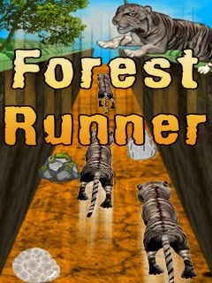 Forest Runner Mobile Game