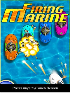 Firing Marine Mobile Game