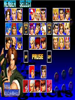 King Of Fighters 97 1.0 Mobile Game