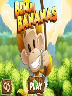Benji Bananas For Android Phones V1.11.1 Mobile Game