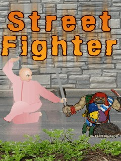 Street Fight Mobile Game