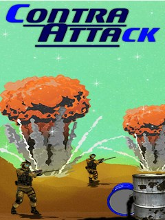 Contra Attack Mobile Game