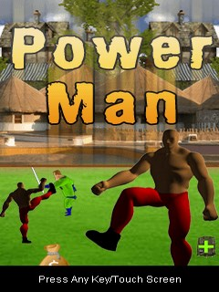 Power Man Mobile Game