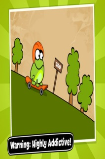 Tap The Frog Doodle For Android Phones V 1.9 Mobile Game