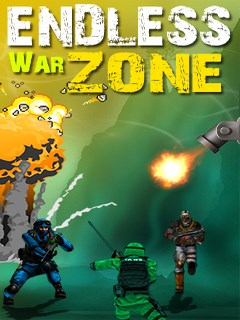 Endless War Zone Below 240X320 Mobile Game