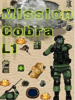 Mission Cobra L1 Mobile Game