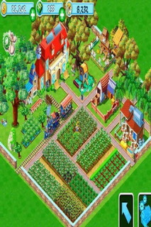 Green Farm For Android Phones V 1.0.5 Mobile Game