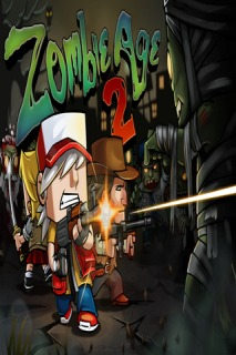 Zombie Age 2 For Android Phones V 1.1.0 Mobile Game