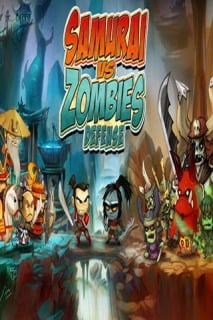 Samurai Vs Zombies Defense For Android Phones V 3.4.0 Mobile Game