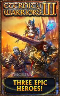 Eternity Warriors For Android Phones V 3 2.1.0 Mobile Game