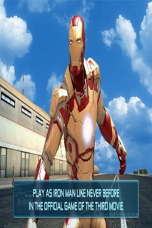 Iron Man 3 - The Official Game For Android Games V 1.5.0l Mobile Game