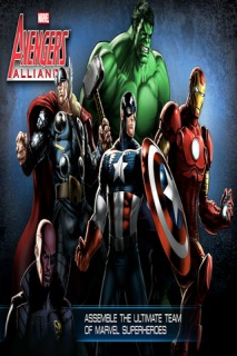 Avengers Alliance For Android Phones V 3.1.1 Mobile Game