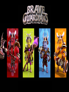 Brave Guardians For Android Phones V 2.0.2 Mobile Game