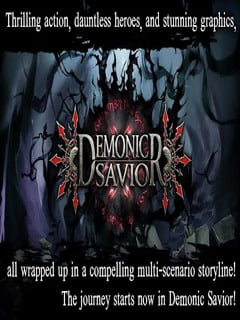 Demonic Savior For Android Phones V 1.1.2 Mobile Game
