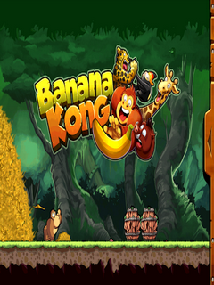 Banana Kong For Android Phones V 1.6.13 Mobile Game