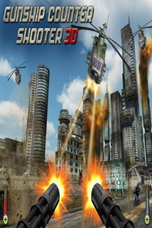 Gunship Counter Shooter 3D For Android Phones V 1.1.3 Mobile Game