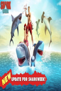 Hungry Shark Part 2 For Android Phones V 2.6.1 Mobile Game