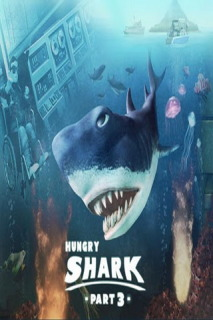 Hungry Shark Part 3 For Android Phones V 3.6.1 Mobile Game