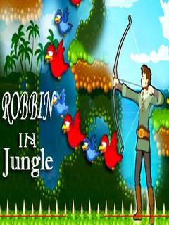 Roobin In Jungle Mobile Game