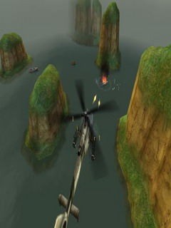 Gunship Battle Helicopter 3D For Android Phones Game V 1.2.1 Mobile Game