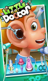 Little Ear Doctor Mobile Game