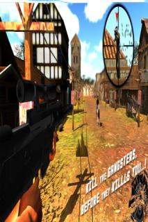 Sniper 3D Killer Mobile Game