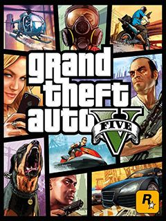 Grand Theft Auto V Android Mobile Game