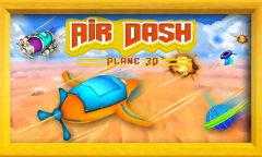 Air Force 3D : Galaxy Dash Mobile Game