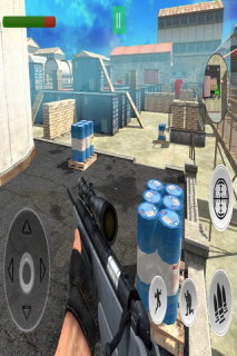 Mission Counter Attack Mobile Game