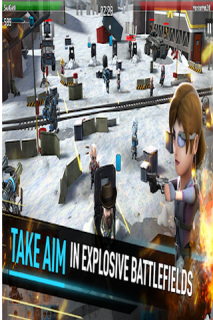 WarFriends PvP Shooter Game Apk Mobile Game