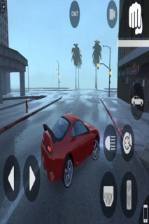 Los Angeles Crimes Mobile Game