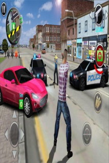 Grand Gangsters 3D Mobile Game