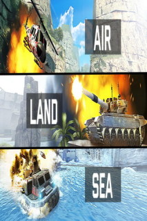 Massive Warfare Aftermath Free Tank Game Mobile Game