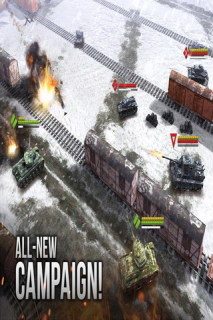 Armor Age Tank Wars WW2 Platoon Battle Tactics Mobile Game