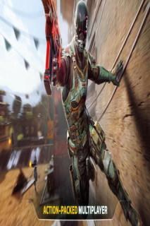 Modern Combat Versus New Online Multiplayer FPS Mobile Game