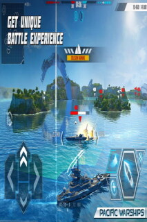 Pacific Warships World Of Naval PvP Warfare Mobile Game