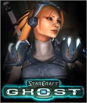 Starcraft Ghost (176x220) Mobile Game