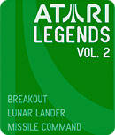 Atari Legends Vol 2 Mobile Game