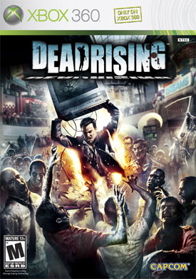Dead Rising 176x220 Mobile Game