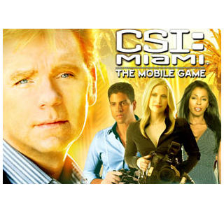 CSI:Miami Mobile Game