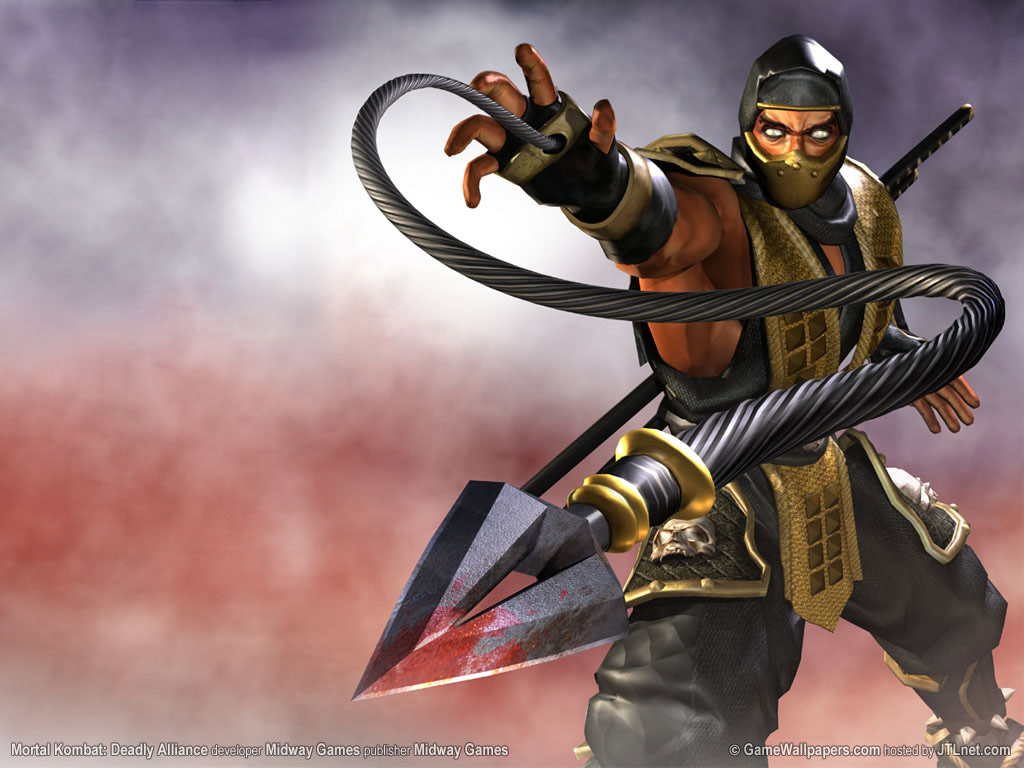 Ultimate Mortal Kombat Mobile Game