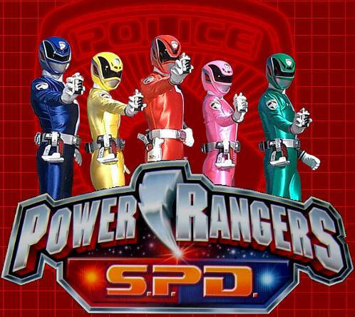 Power Rangers S.P.D. - Play Game Online