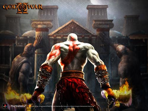 GOD OF WAR Mobile Game