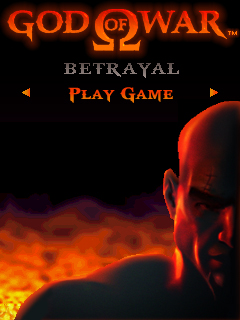 God Of War: Betrayal Mobile Game