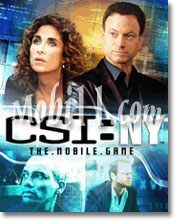 CSI NY Mobile Game