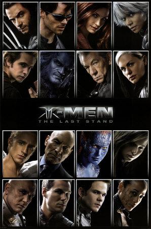X-Men 3 Mobile Game
