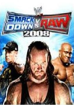 WWE Smack Down 2008 Mobile Game