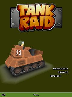 Tank Raid Mobile Game
